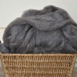 Gotland Fibre Carded and Gilled